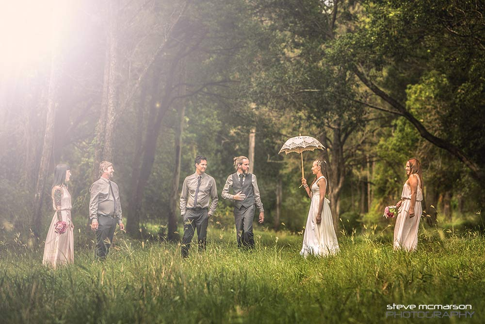 Mt Tamborine Wedding Photography