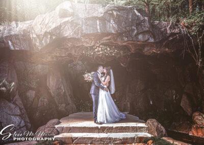 Tamborine Gardens Wedding Photo